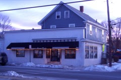 photo of the Swanton Street Diner, Winchester, MA