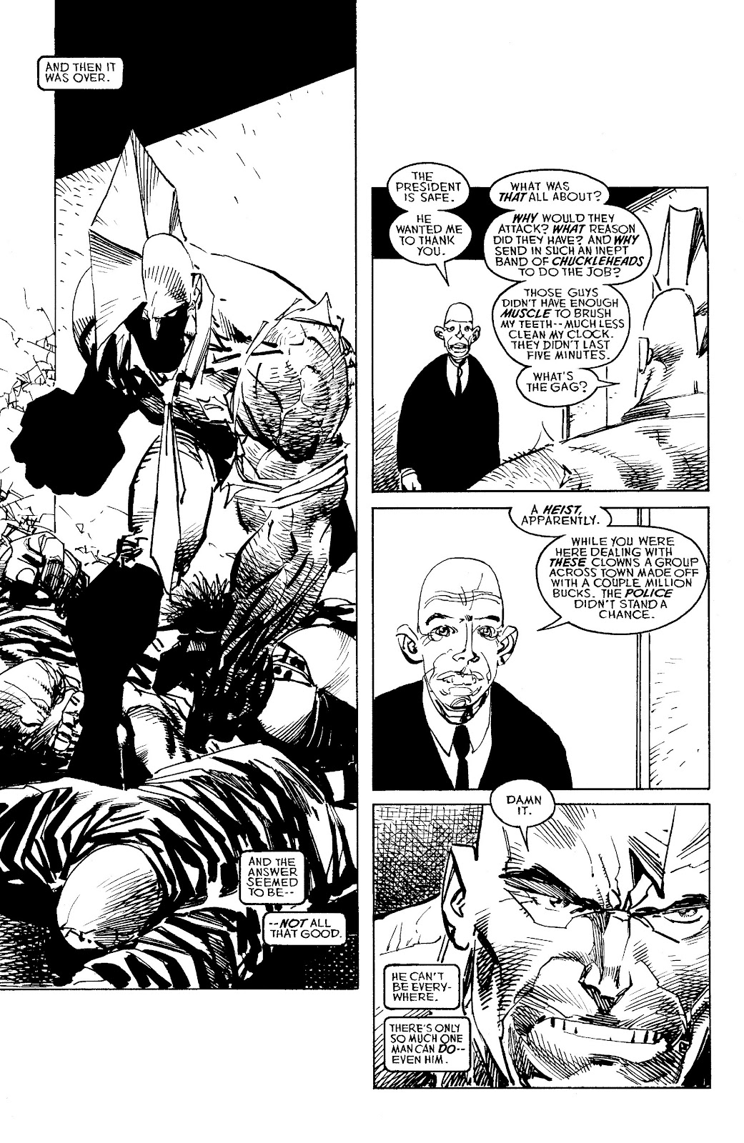 Read online Savage Dragon Archives comic -  Issue # TPB 6 (Part 4) - 89