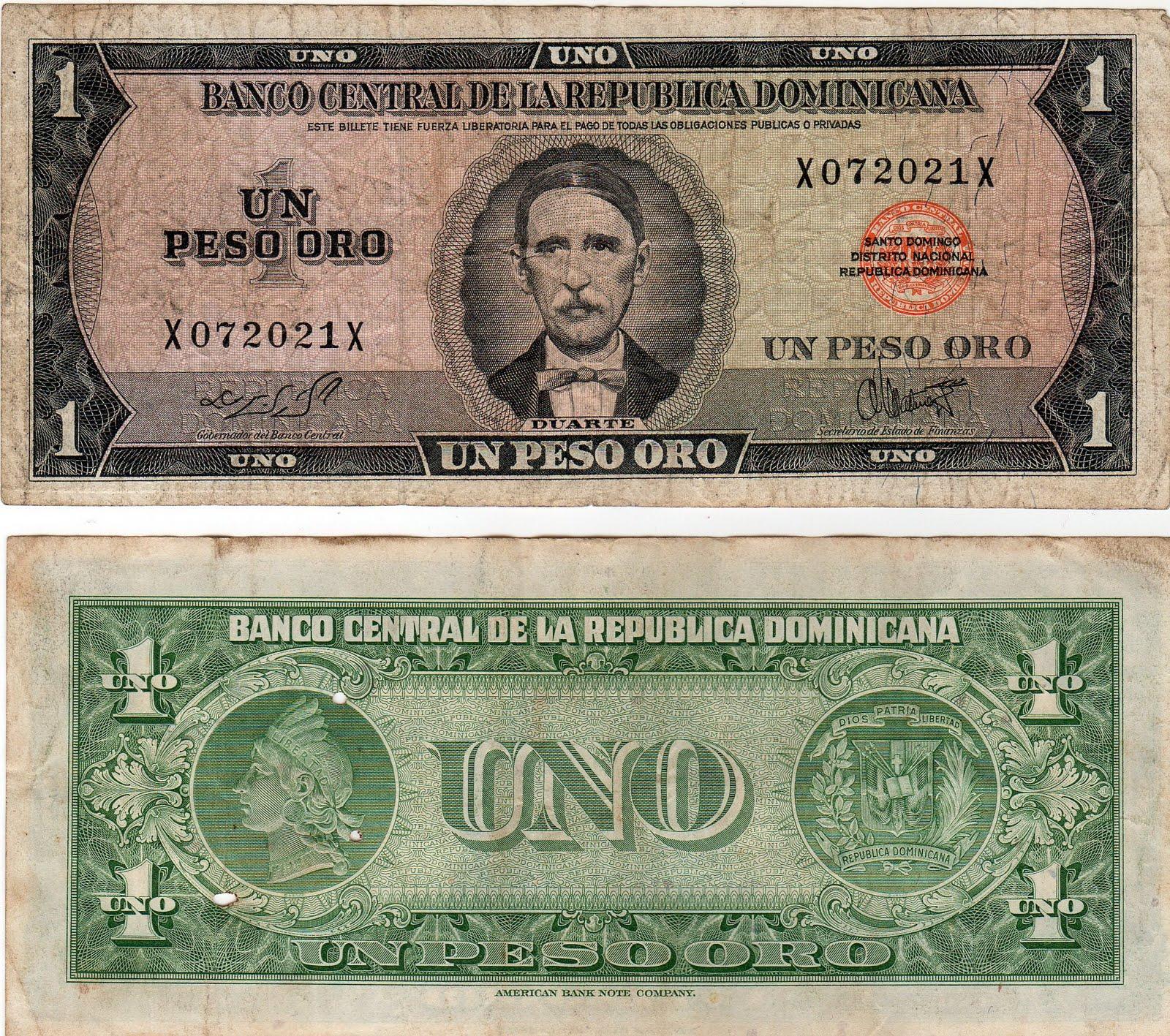 El Peso Dominicano Se Deprecia 0 02 Fe Al Dólar