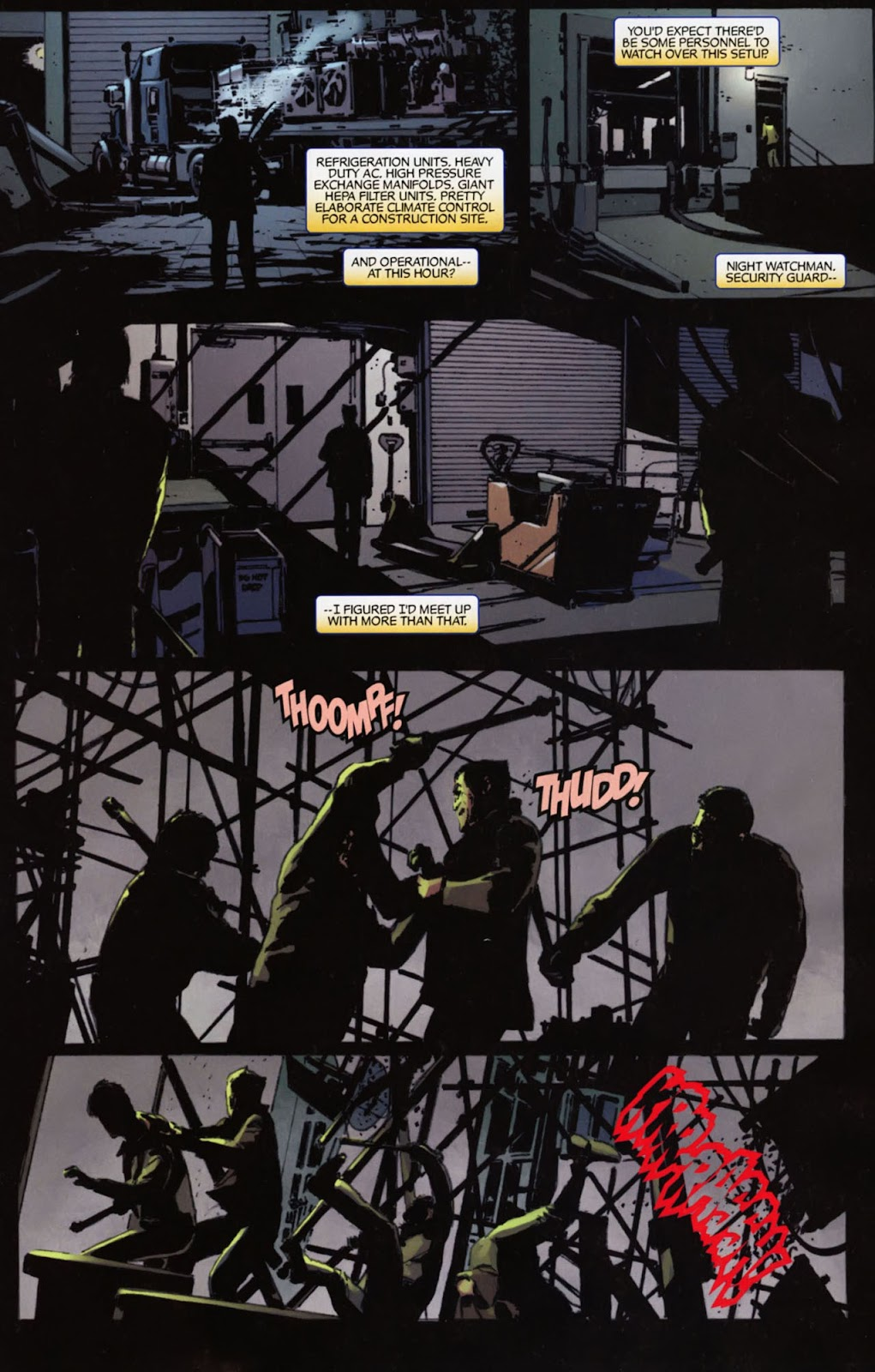 Read online Wolverine (2003) comic -  Issue #900 - 22