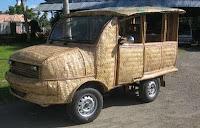 Taksi  Dari Bambu