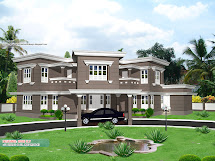 Kerala Home Plan And Elevation - 3604 Sq. Ft Appliance