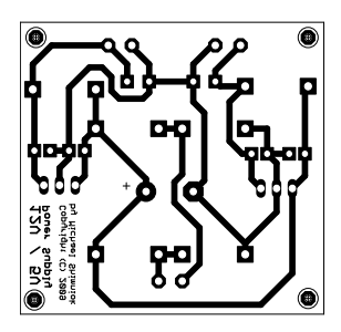 Bot Thoughts: Simple DIY PCB Etching