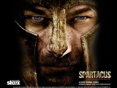 Assistir Spartacus: Blood and Sand Online Dublado e Legendado