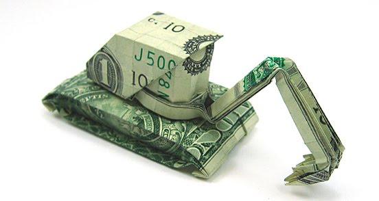 Dollar Koi Fish Origami Tutorial (Won Park) - YouTube   Origami ...   294x552