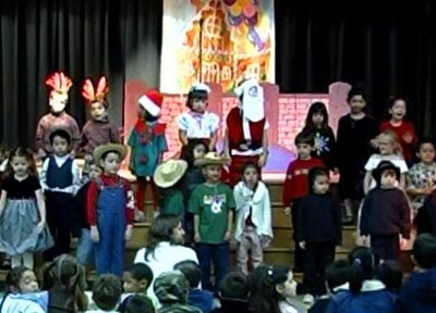 "A Little Information About ""The Gingerbread Man,"" HeidiSongs' Musical Play for Young Children"