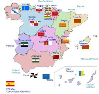 Deuda de las CCCAA, comunidades autonomas