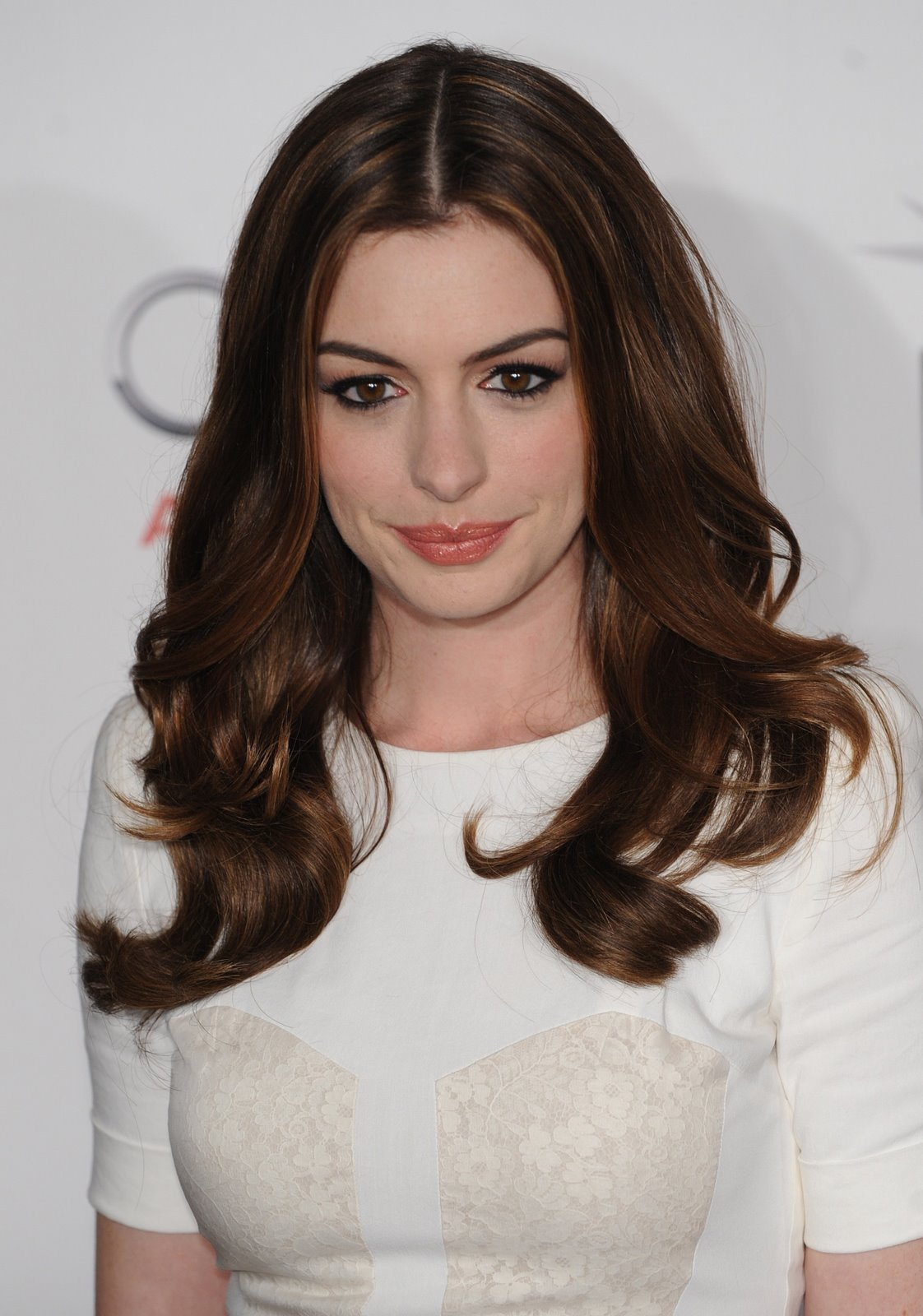 Anne Hathaway Oscars  Nude Naked Pussy Slip Celebrity-1781