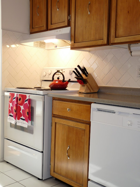 Cleaning Old Varnished Kitchen Cabinets