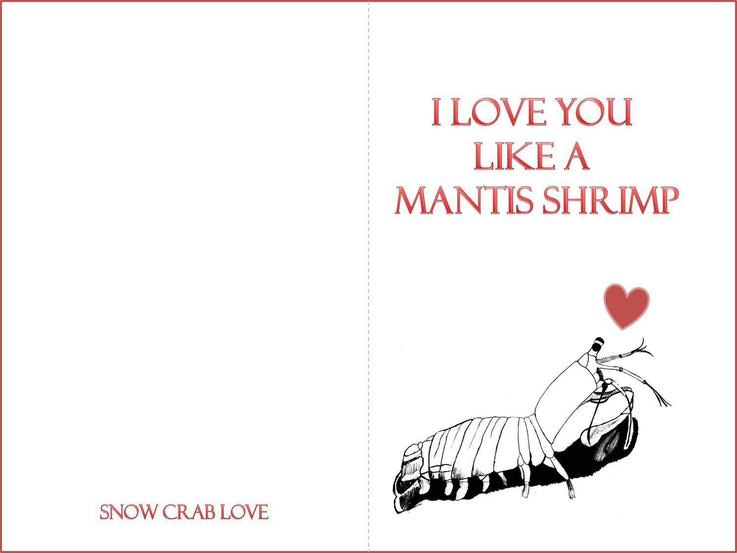 Snow Crab Love February