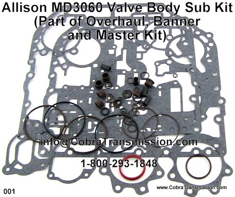 Allison Md3060 Service Manual