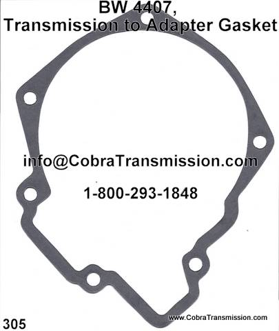 Cobra Transmission Parts 1-800-293-1848: Borg Warner Gear