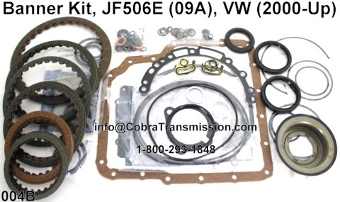 Jatco jf506e rebuild Manual