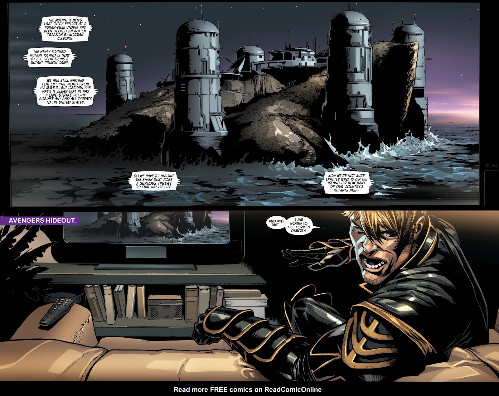 Read online Siege Prelude comic -  Issue # TPB (Part 2) - 17