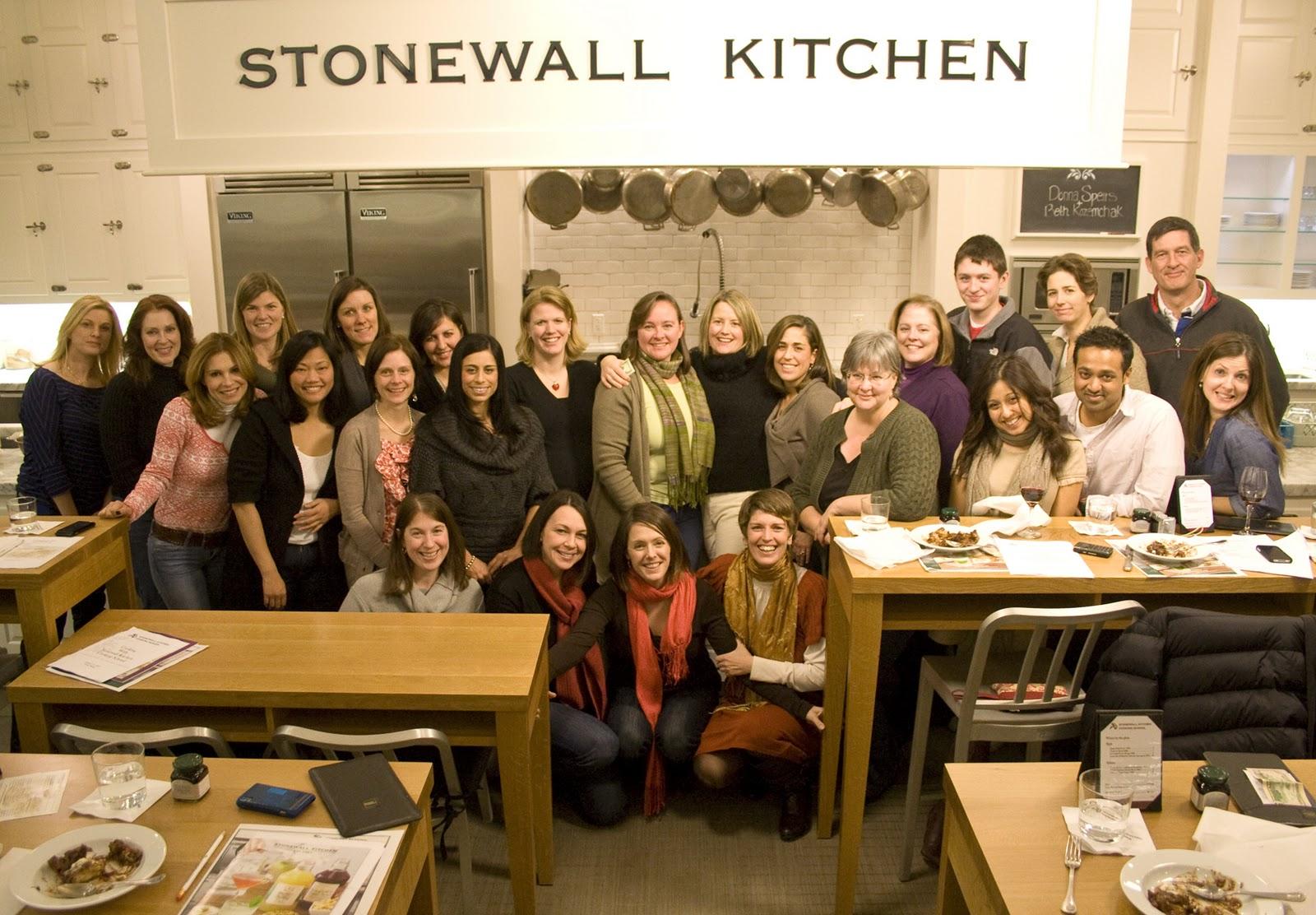 Stonewall Kitchen Cooking School As Tweetup Destination