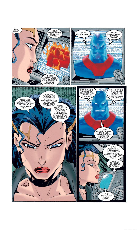 Read online X-Calibre comic -  Issue #2 - 13