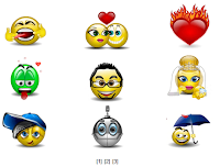 emoticon per msn