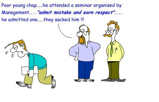Management Vs Employee Funny Images