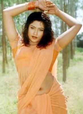 Tamil Telugu Kerala Mallu Actress Saree Navel