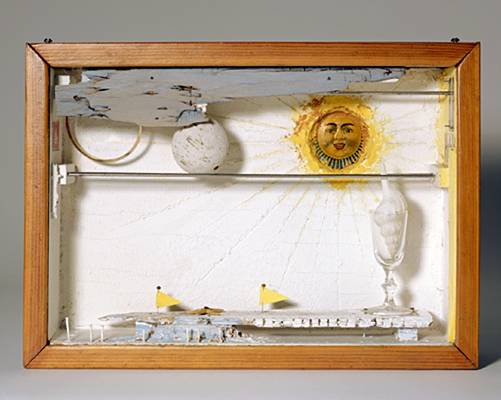 As the Sparrow Flies: Joseph Cornell