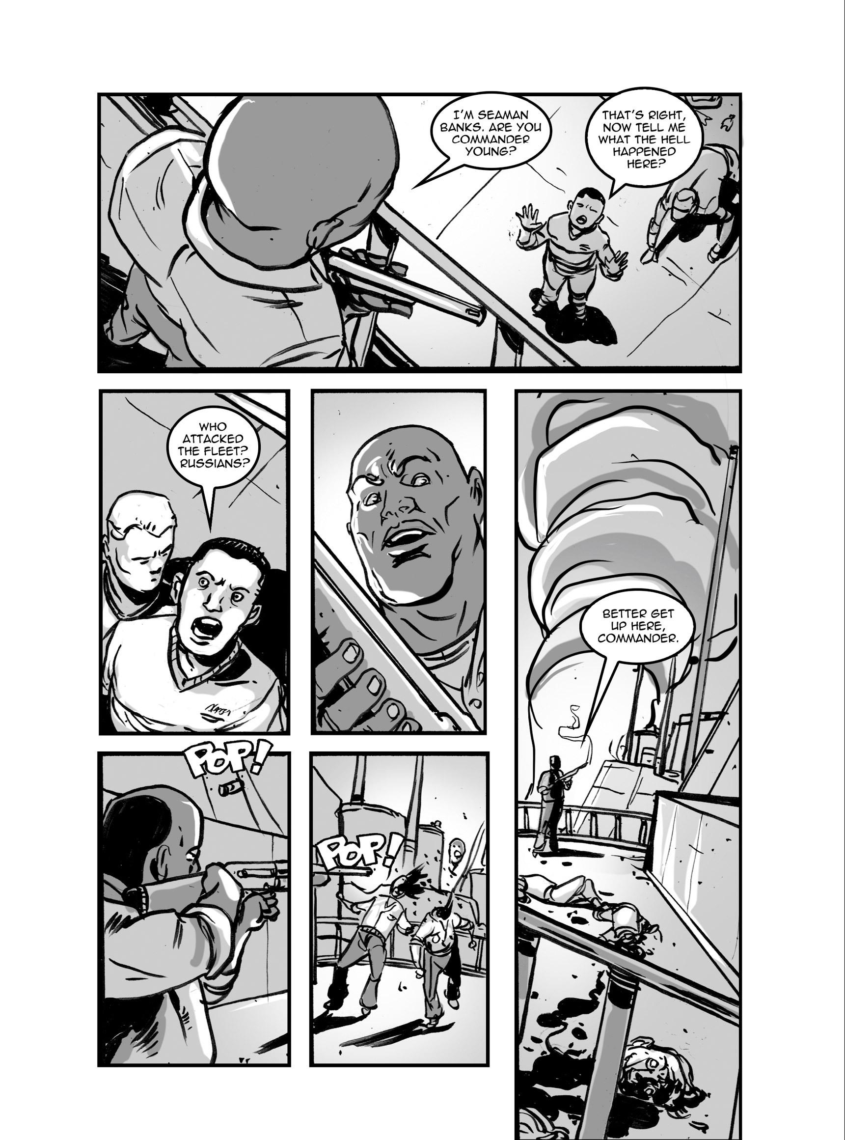 Read online FUBAR comic -  Issue #3 - 326