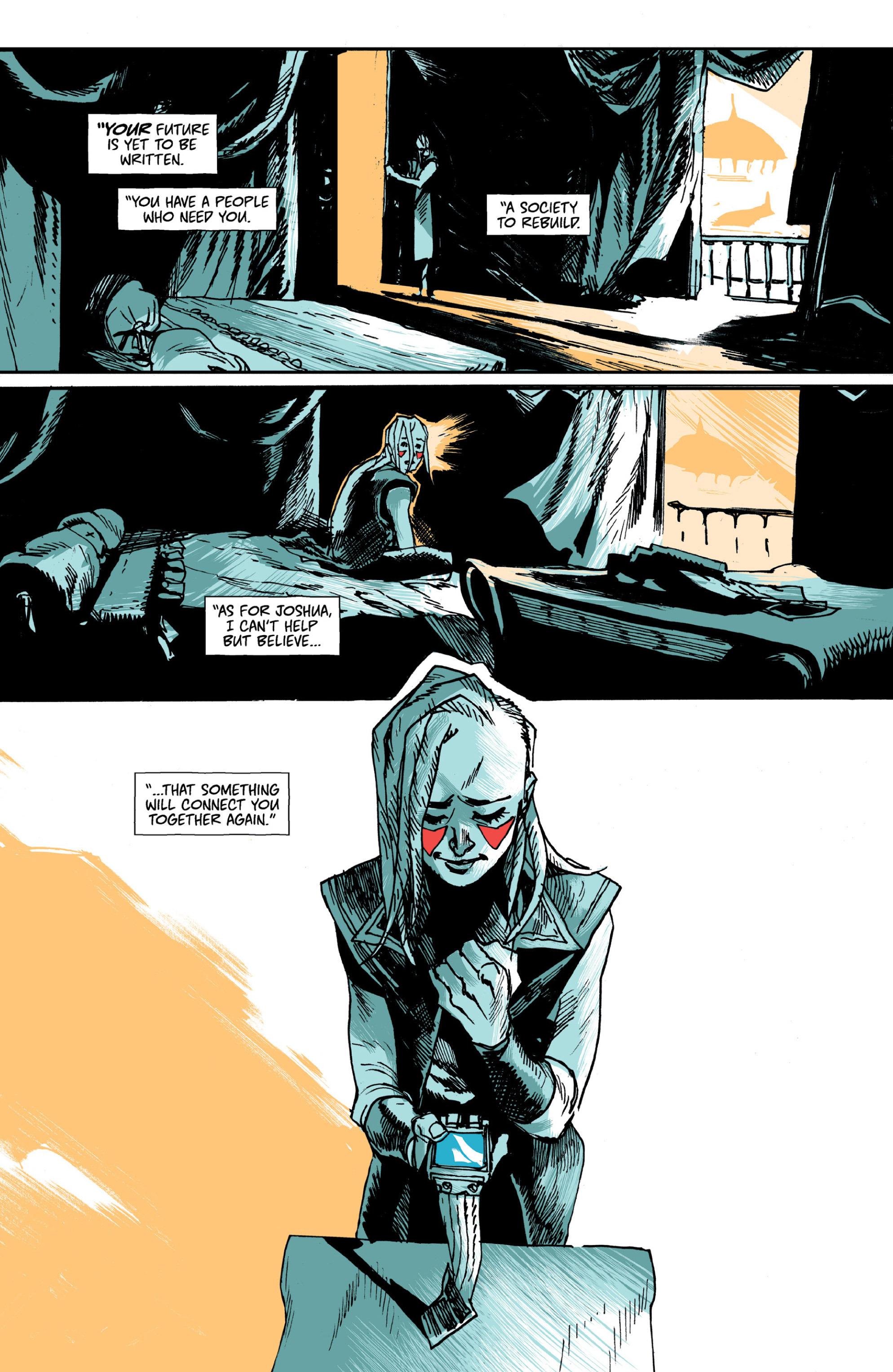 Read online Ei8ht comic -  Issue # TPB - 122