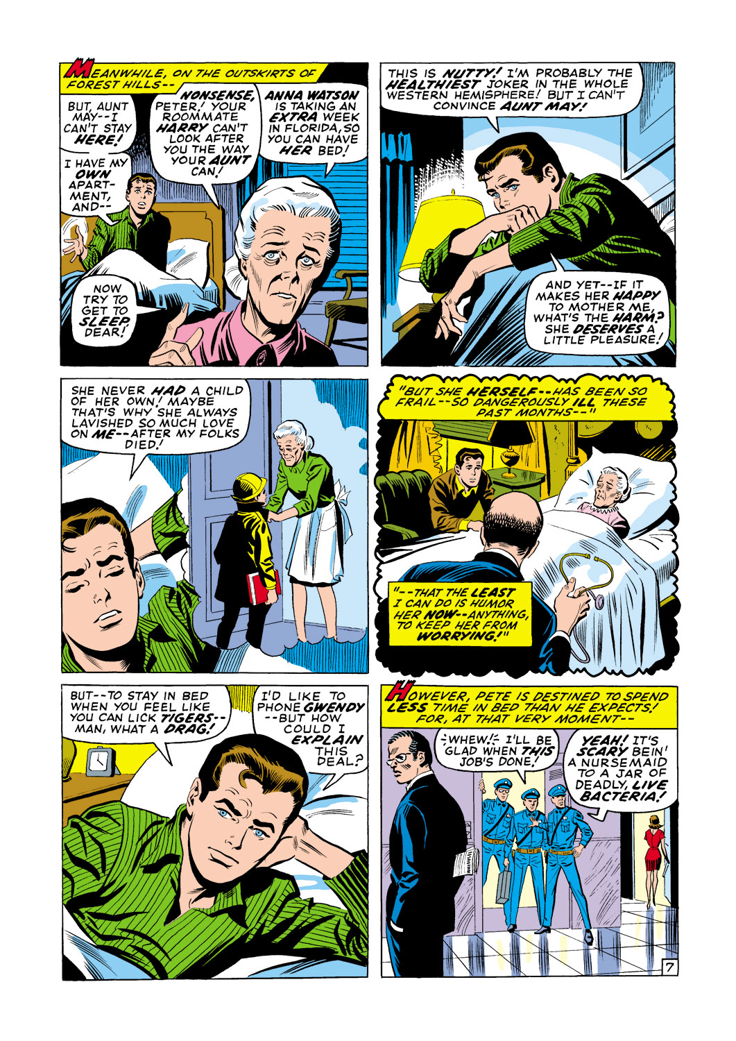 The Amazing Spider-Man (1963) 81 Page 7