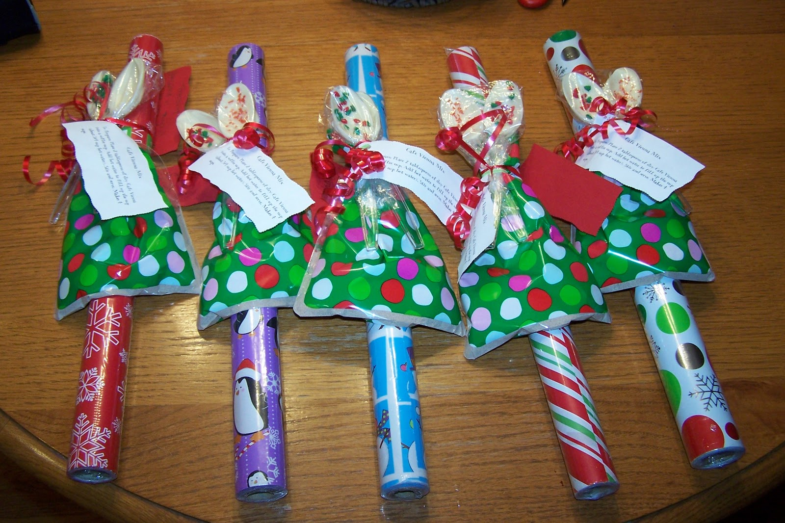 Groovie Mom: Easy Teacher Gift
