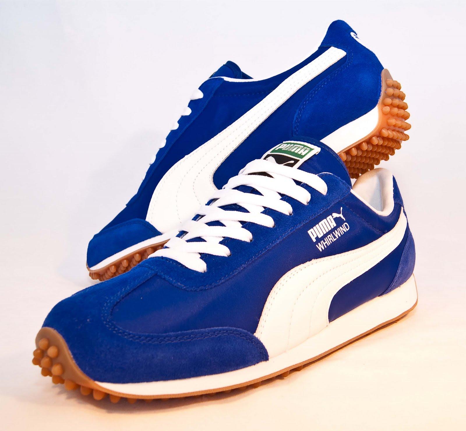 Female Sneaker Fiend: PUMA WHIRLWIND II