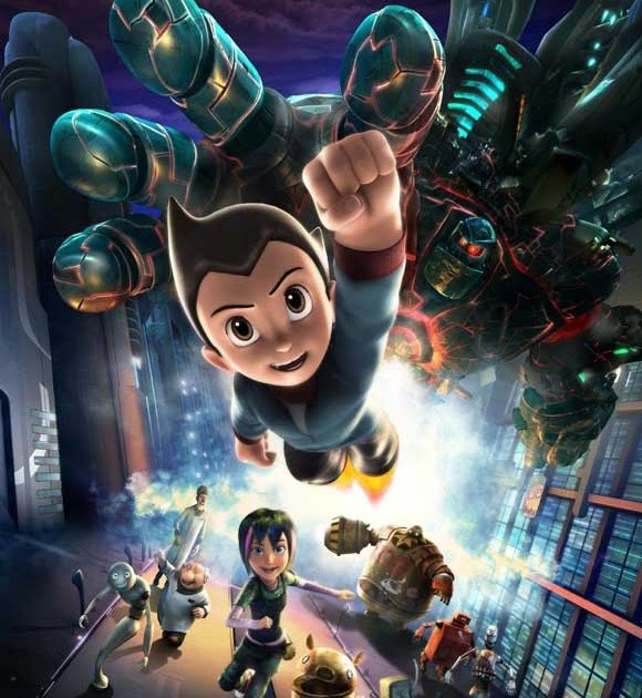 Film Reviews: Astro Boy Review (Updated