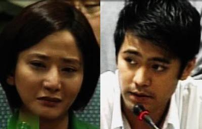 Hayden Kho Katrina Halili Video Scandal The Senate Inquiry