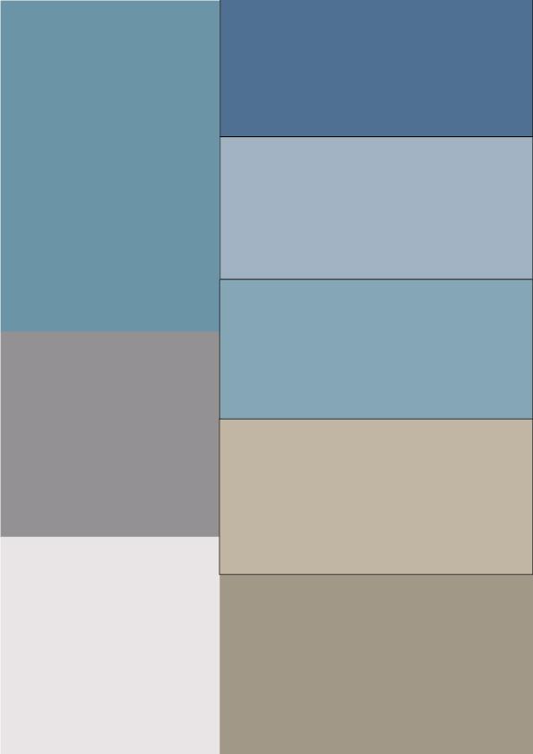 Paleta de color aguamarina turquesa y arena ministry - Arena de colores ...