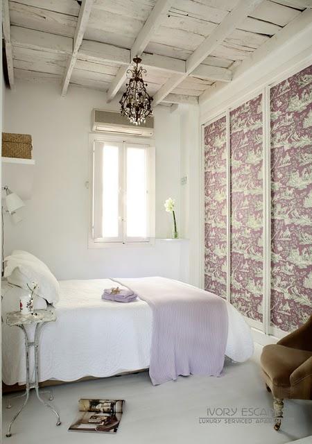 Empapelar un frente de armario ministry of deco - Papel pintado muebles ...