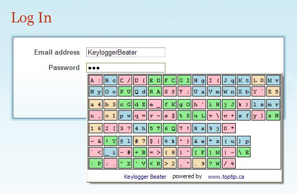 Router Keylogger