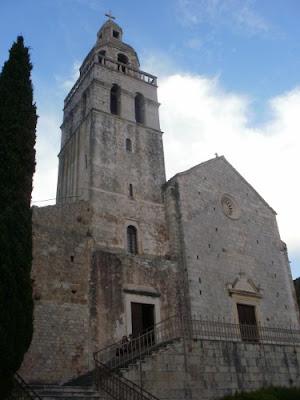 Slike HR - slike iz Hrvatske: Benediktinski samostan sv