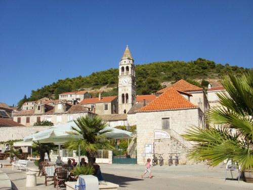 Slike HR - slike iz Hrvatske: Crkva, predio Kut, Vis, otok Vis