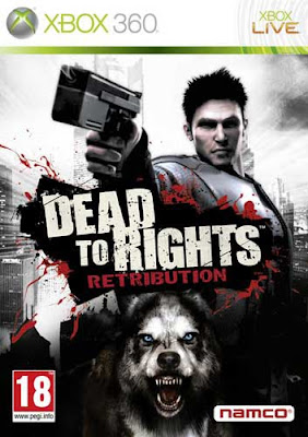 Download Dead To Rights Retribution Baixar Jogo Completo Grátis XBOX 360