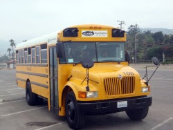 Aloha Beach Camp Summer Camp provides bus transportation to and from camp for all campers in Los Angeles.