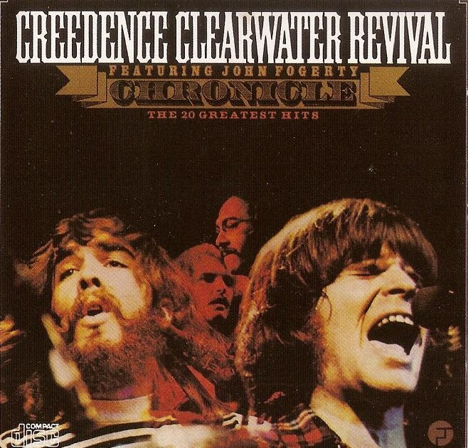ANTRO SONORO: CREEDENCE CLEARWATER REVIVAL
