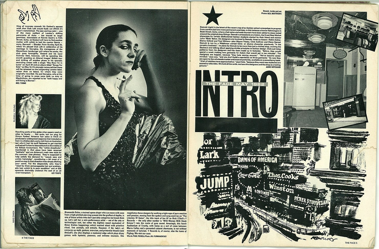 kingy graphic design history roxy 1980 s the face neville brody