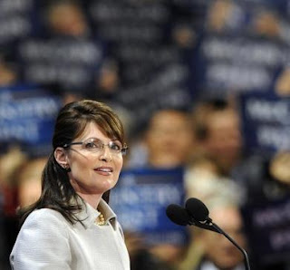 Sarah Palin at the Republican Convention