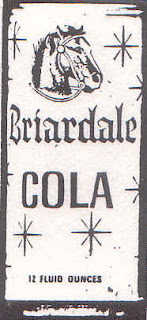Briardale Cola - originally the clor was red on white