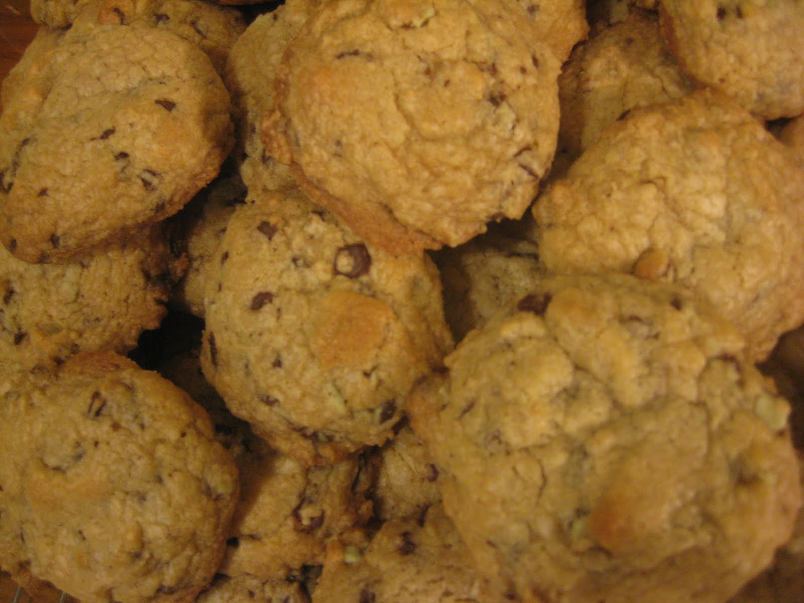 Meadow Muffin Gardens: Easy drop cookie recipes for the ...