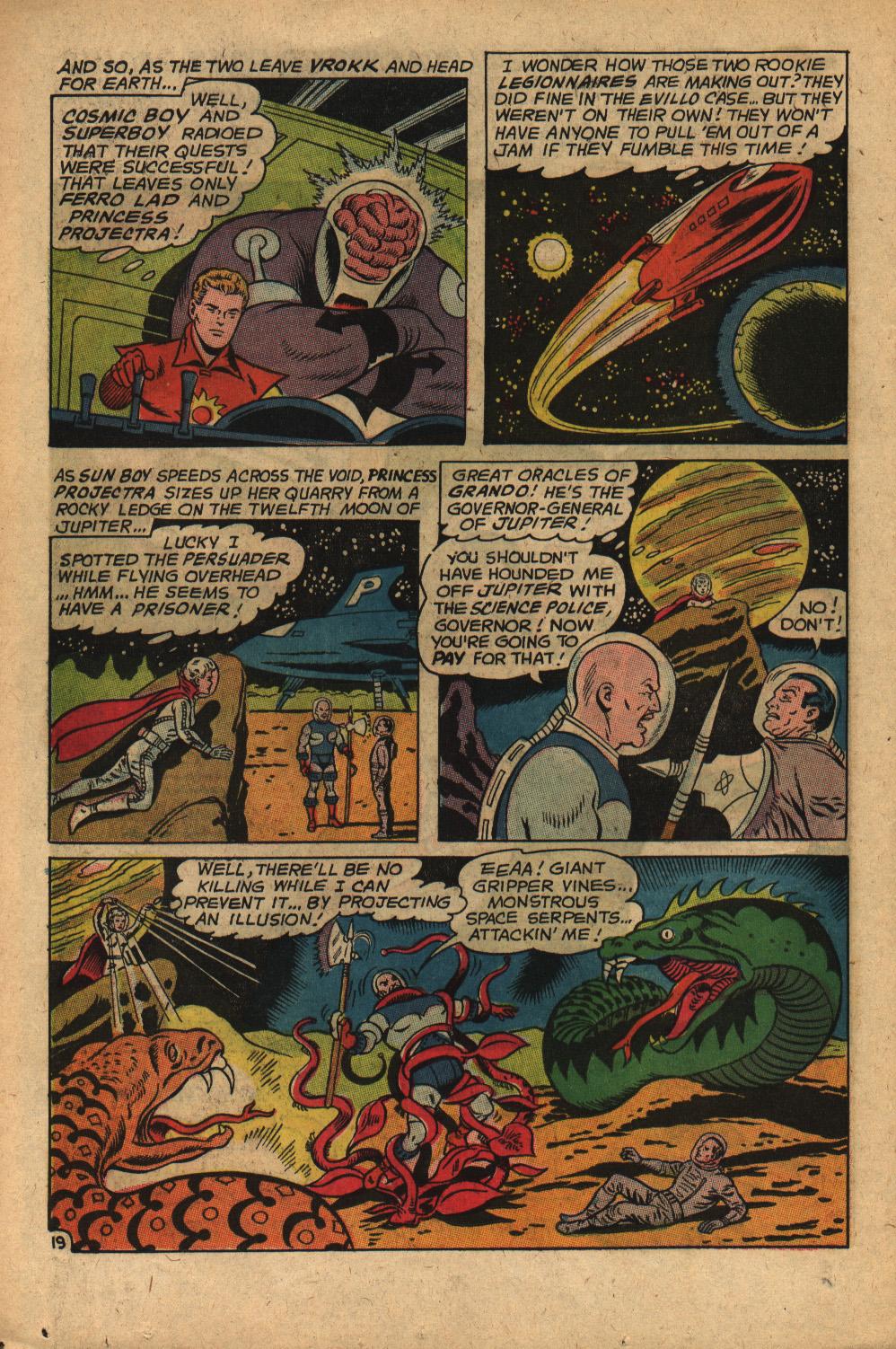 Read online Adventure Comics (1938) comic -  Issue #352 - 26