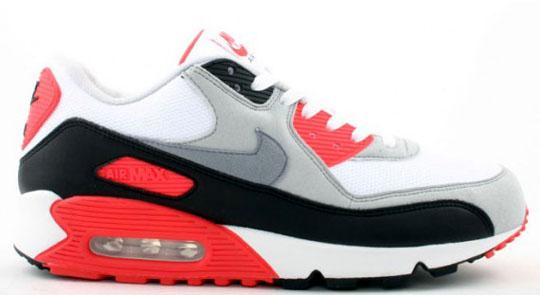 Nike Air Max 90 Infrared July 2010