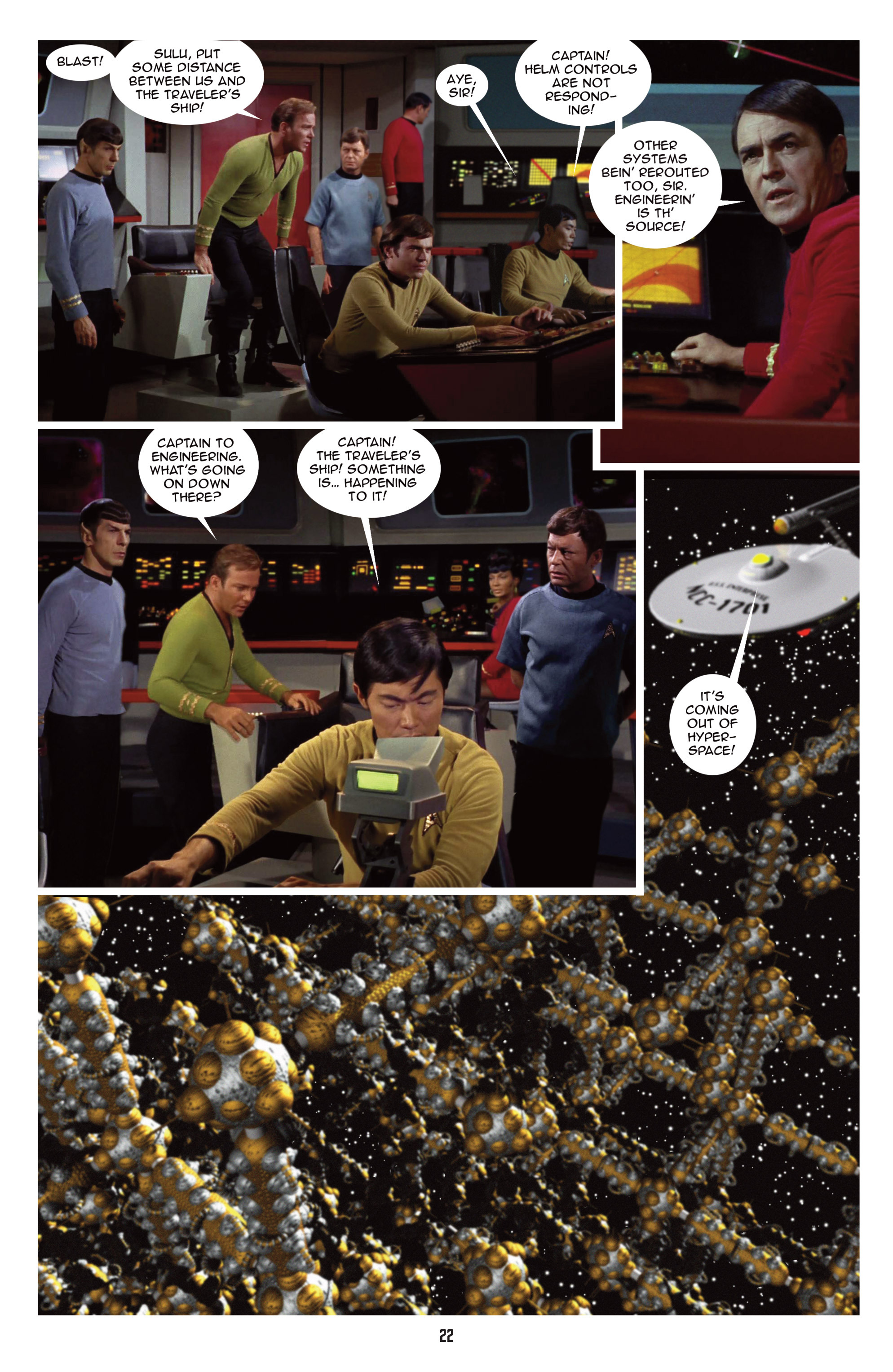 Read online Star Trek: New Visions comic -  Issue #15 - 24
