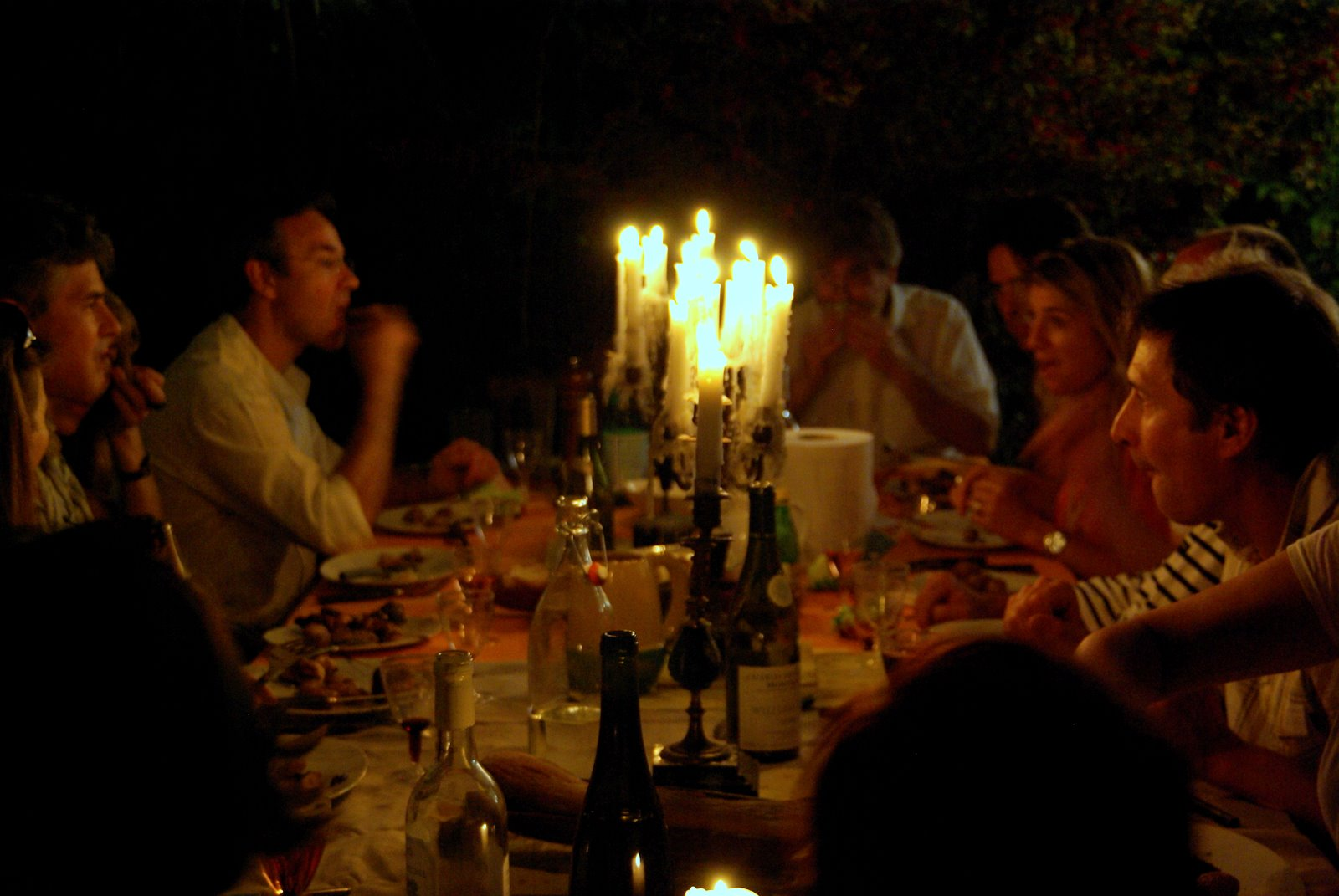 parisdailyphoto dinner with friends. Black Bedroom Furniture Sets. Home Design Ideas