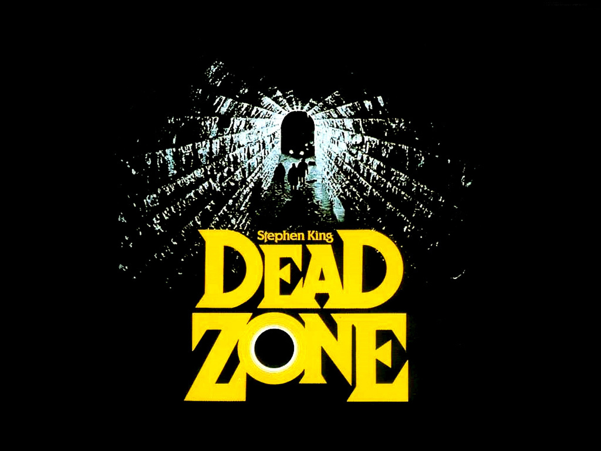 1983 Movie Posters: MOVIE POSTERS: DEAD ZONE (1983
