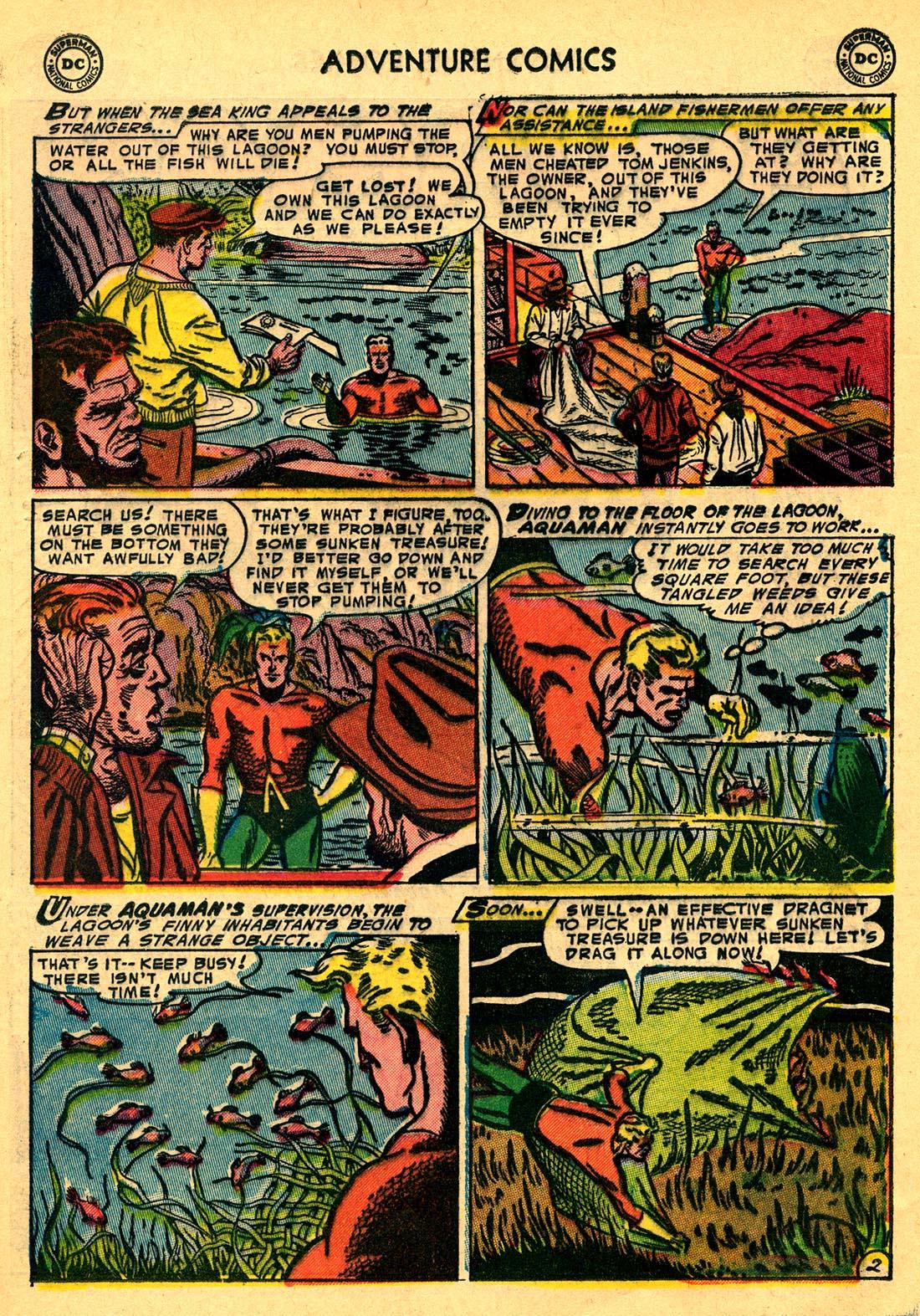 Read online Adventure Comics (1938) comic -  Issue #204 - 18
