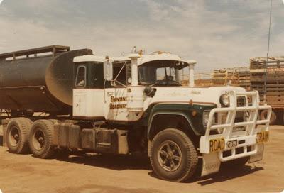 Australasian Classic Commercials: Mack R700 follow-up